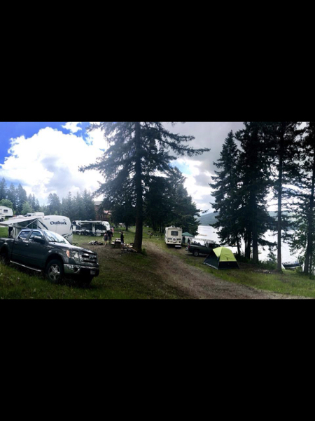 Mountain Meadows Resort Lake Mary Ronan Mt Campground Bar